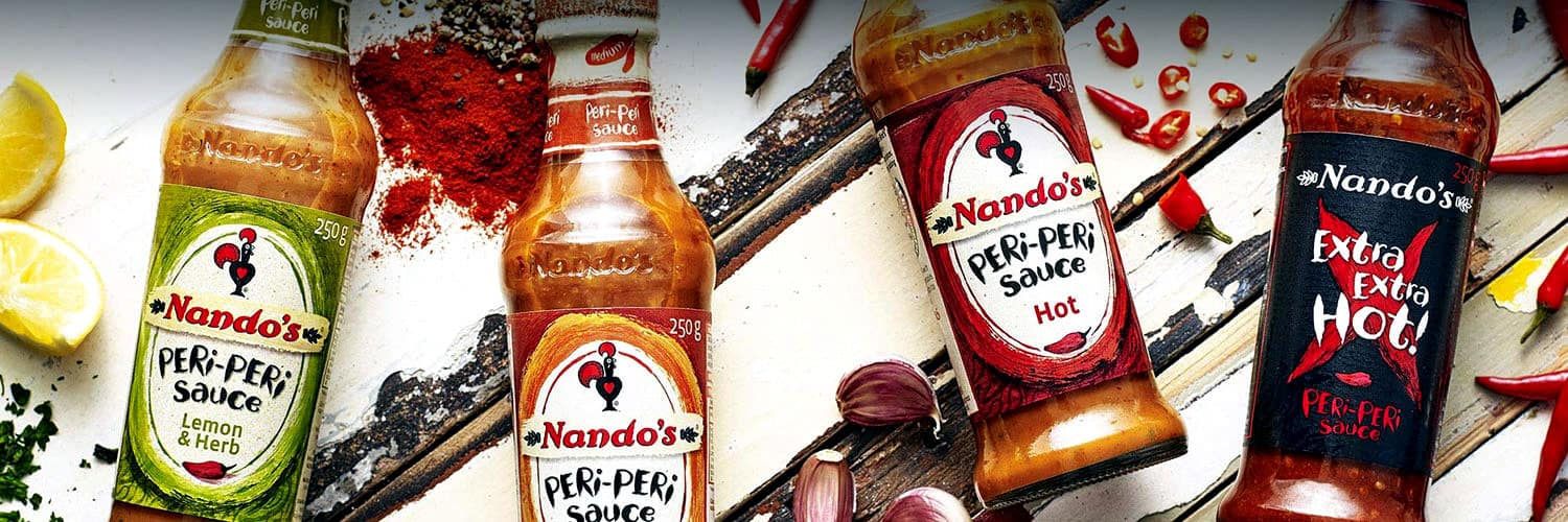 RESTAURANT SIGNS – NANDO'S