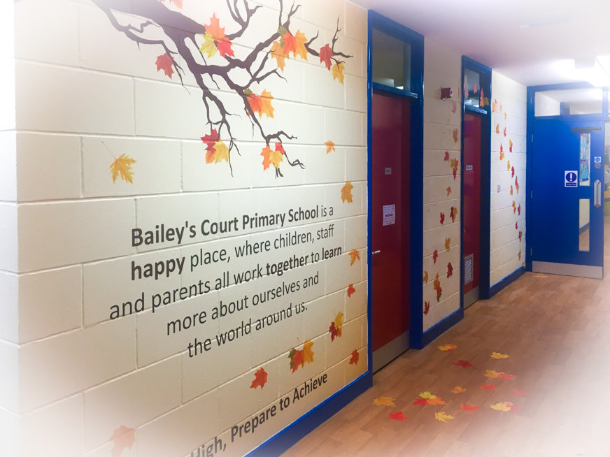 Murals for Schools - Design Elements