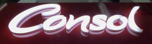 Shopfront Signs are typical made from acrylic