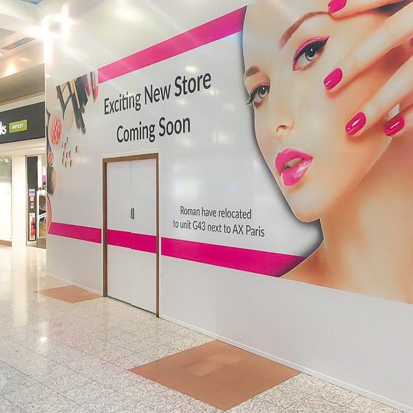 Hoarding New Store