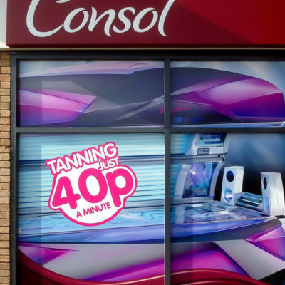 Shop Window Graphics Offers