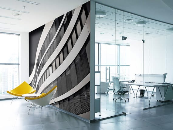 Wall Graphics Workplace