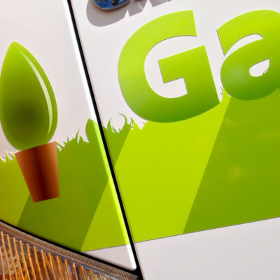 Vinyl Graphics Bespoke