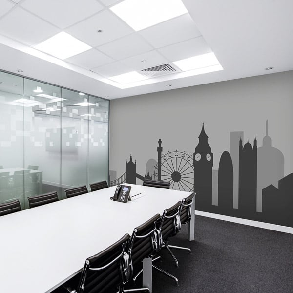 Wall Graphics Workplace Meeting Rooms