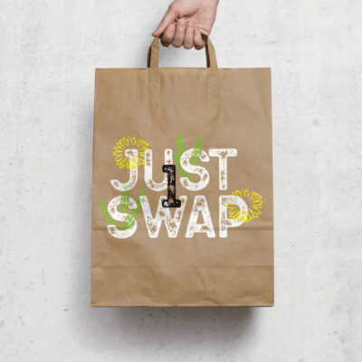 Branding and Logo design for Just Swap