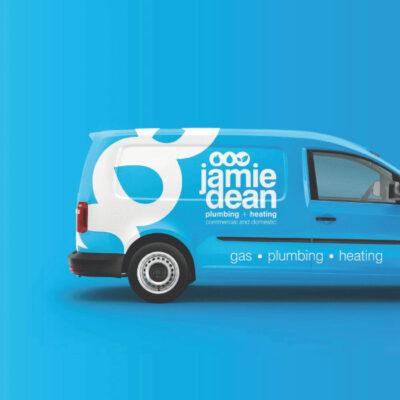 Branding and Logo design for Jamie Dean
