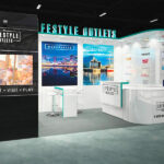 Complete Exhibition Stand for Peel Holdings
