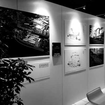 Exhibition Graphic Display Panels