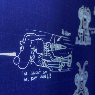 Voodoo Labs Blueprints