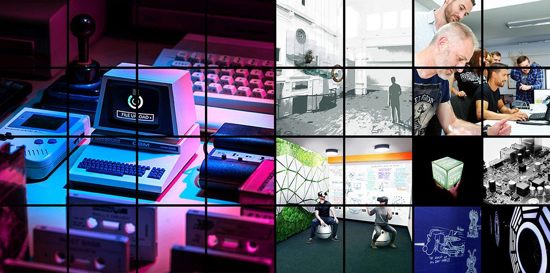 Voodoo Labs Hero Shot Montage