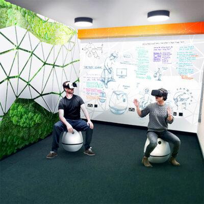 Voodoo Labs VR installation