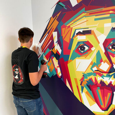 Creative Wall Graphics and Murals